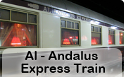 Al Andalus Palace On Wheels